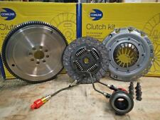 LANDROVER FREELANDER 2.0 TD4 FLYWHEEL AND CLUTCH KIT WITH CSC SLAVE OE QUALITY