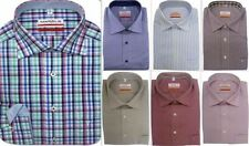 Button Cuff Formal Shirts for Men with Non Iron Singlepack