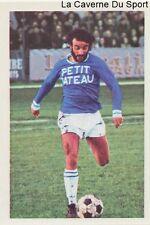 N°271 RACHID NATOURI # ALGERIE TROYES.AF STICKER AGEDUCATIF FOOTBALL MATCH 1973