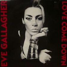 """Eve Gallagher(7"""" Vinyl P/S)Love Come Down-PROT 6-UK-VG/VG"""