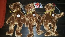 2002 FIFA WORLD CUP TY BEANIE BABIES MWMT LOT OF 3 ITALY , SWISS AND ARGENTINA
