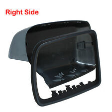 Mirror Cover Rearview Right Side Wing Case Cap Ring Trim For BMW E53 X5 2000-06