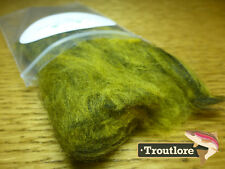 LV2NYMPH DUBBING VESPULA NAKED WOOL DUB - NEW FLY TYING MATERIAL