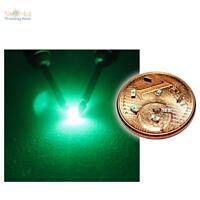 50 grüne SMD LEDs 0603 / grün green vert groene verde groen mini SMDs LED