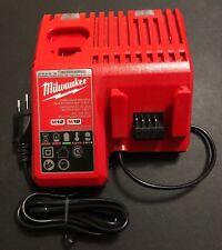 220V Lithium Li-ion Battery Charger Milwaukee M18 & M12 18V EU Plug Cat 48-1959
