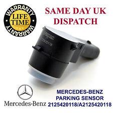 6 x Pasadores de Mercedes Benz 3 Sensor de aparcamiento PDC para a B C Cl E S 2125420118