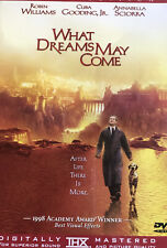 What Dreams May Come Dvd 1998 - Like New