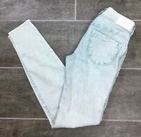Diesel Women's Livier-Ankle Jeans 0672M Super Slim Jegging Low $178 NWT
