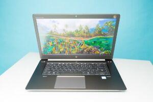 """HP ZBook Studio G4 15.6"""" Intel i7-7700HQ, 32GB RAM, 1.2TB NVME SSD"""