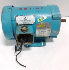 BALDOR ELECTRICAL MOTOR 56CFRM .25HP ELECTRICAL MOTOR CM3538