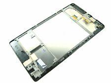 FULL TOUCH SCREEN+LCD DISPLAY+Frame FOR Asus Google Nexus 7 2013 3G~Black