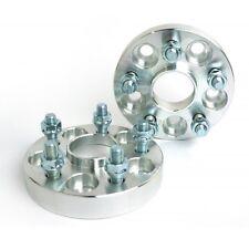 2 Pcs Hub Centric Wheel Spacers 5X130 To 5X130 | 71.5 CB | 14X1.5 | 25MM Porsche