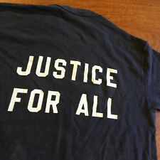 Vintage Metallica T Shirt USA Medium 1988 Justice For All PRIORITY MAIL