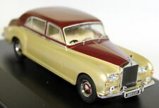 Oxford 1/43 Scale  Rolls Royce Phantom V James Young Burgundy Diecast model car
