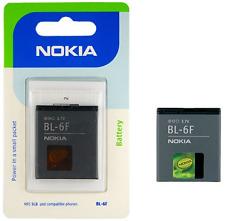 Batteria NOKIA BL-6F Originale Nuova Compatibile  Con N78 N79 N95 8GB
