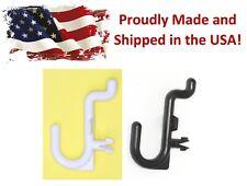 Plastic J Style Pegboard Hooks Combo Kit Tool Storage Pick A Pack