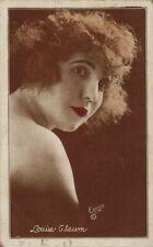 Old Postcard - Movie Star Louise Glaum