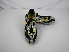 Mens US 10 Nike Livestrong Zoom Rival Running Track Cleats Spikes Shoes