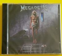 Megadeth Countdown To Extinction CD+Bonus Tracks NEW SEALED Remixed & Remastered