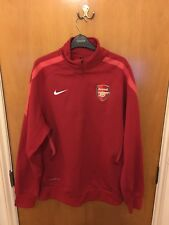 Arsenal Nike Training Fleece Thermal Fit Training Large Tech Player Issue