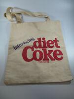 Introducing Diet Coke Vintage Canvas Bag Original