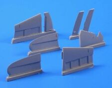 Czech Master 1/72 Westland Wyvern S.4 control surfaces set for Trumpeter Nº 7169