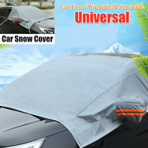 Universal Winter Snow Cover Snow and Frost-proof Car Front Windshield Sunshade