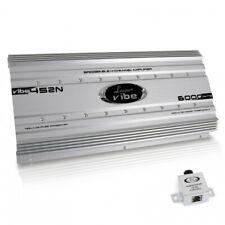 Lanzar VIBE452N Car Audio Vibe 6000 Watt 4 Channel Mosfet Amplifier Tri-Mode