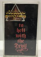 Stryper To Hell With The Devil Cassette Tape 4JAS73273