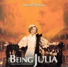 Being Julia - Mychael Danna  OUT OF PRINT! NEW, SEALED!