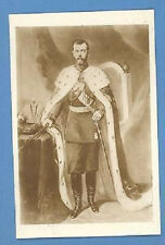 RUSSIA RUSSLAND Tsar Nicholas II of Russia VINTAGE Postcard