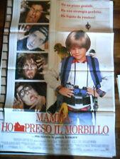 """LOCANDINA FILM """"MAMMA, HO PRESO IL MORBILLO"""" - F.TO 140X100"""