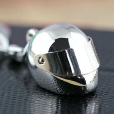 New Creative Motorcycle Bicycle Helmet Key Chain Ring Keychain Keyring Key Fob