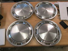 1981 1982 1983 Plymouth Reliant Dodge Aries 13 inch hubcaps wheel covers set