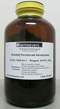 Nickel Perchlorate Hexahydrate, Reagent, 99.97%, Certified, 960g