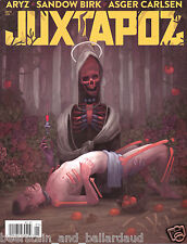 Juxtapoz #144 ARYZ Chloe Early Bill Dunlap Zoe Lacchei Bob Recine Sandow Birk