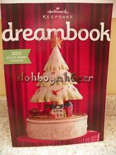 Hallmark 2010 Dreambook Dream Ornament Book Club Edition