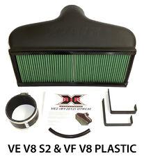Commodore VE 2 & VF V8 CAPA X-Air OTR Cold Air Intake Induction xair