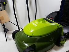 "Sun Joe 14 inch 13 Amp Electric Lawn Mower w/Side Discharge Chute, 14"""