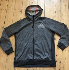 Mens Adidas Climawarm Fleece Line Hoody Hoodie Xl Gym Run Rugby