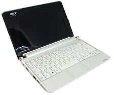 Acer Aspire One zg5 netbook Intel Atom n270 1.6ghz 8gb SSD 512mb RAM aoa150 a150