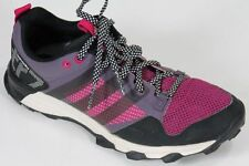 Adidas Kanadia TR 7 Women's Trail Running Shoes Size 8 Black Hot Pink