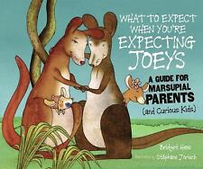 What to Expect When You're Expecting Joeys: A Guide for Marsupial Parents and C