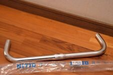 NITTO B263AA SILVER Street Bull horn Handle Bar-420mm MADE IN JAPAN