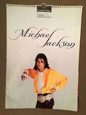MICHAEL JACKSON calendar 1994 by by Culture Shock UK (H.9)