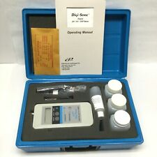 Cole-Parmer 05938-50 Digi-Sense Digital LCD pH/mV/ORP Meter Kit, 0-14pH, 9-Volt