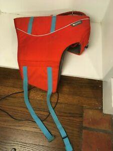 Ruffwear Float Coat Dog Life Jacket PreserverReflective Safety Vest K-9 Gear XL