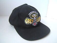 Edmonton 1997 Grey Cup CFL Football Hat Vintage Black Youth Snapback Starter Cap