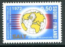 Finland Stamps Scott #515 Salt Meeting Helsinki 1972 Mlh