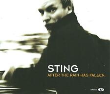 STING - After the rain has fallen